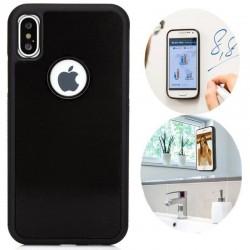 Coque anti-gravité pour iPhone 5, 5S, SE, 6, 6S, 6+, 6S+,7, 7+, 8, 8+, X, XS