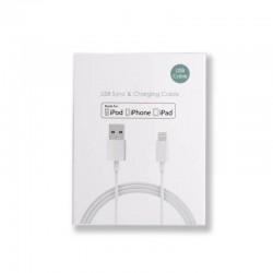 Câble Lightning certifié...