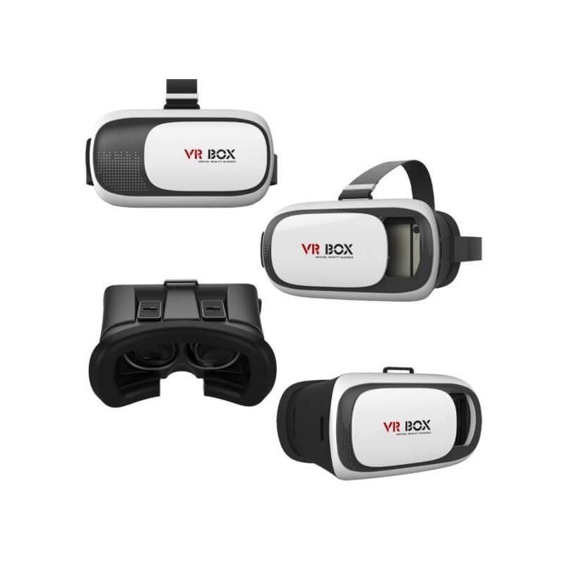 Casque de réalité virtuelle 3D VR Box