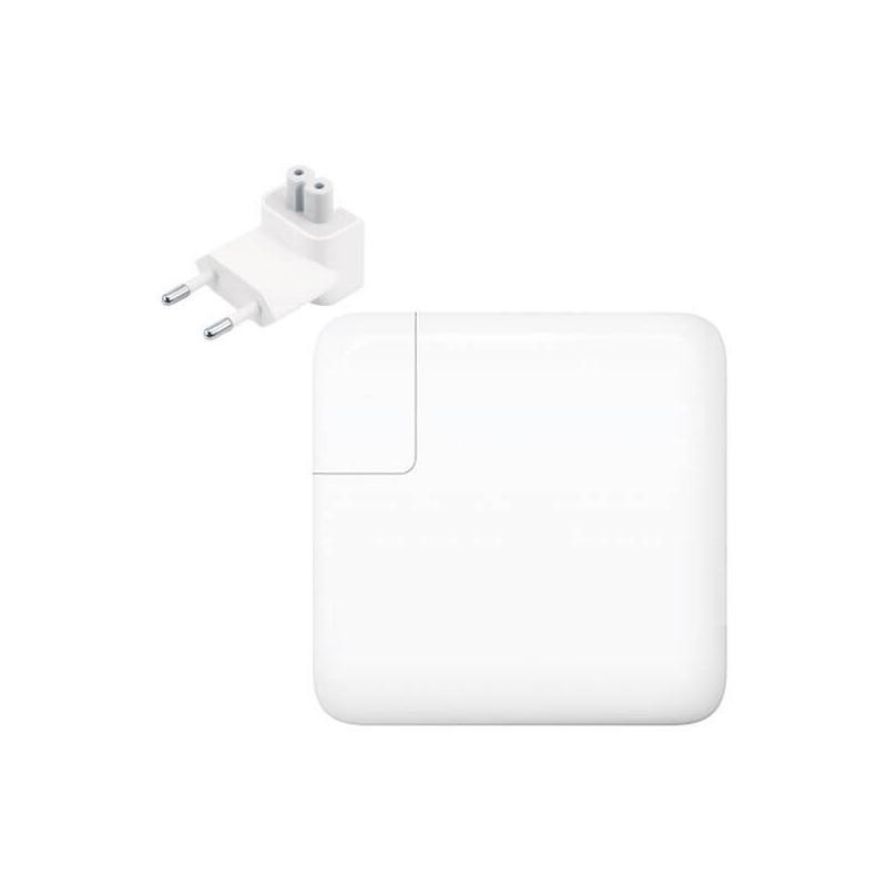 Chargeur USB-C pour Macbook, Macbook Air, Macbook Pro.