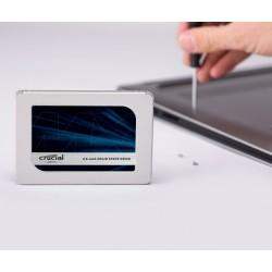 SSD Crucial Mx500Existe en 250Go 500Go 1To ou 2To