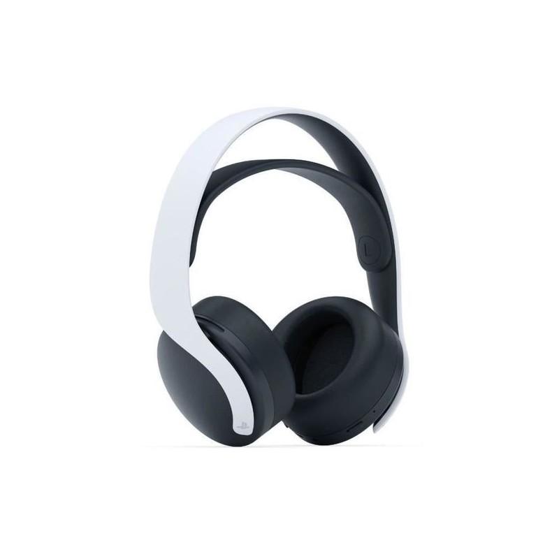 Casque-Micro Sans-Fil PULSE 3D Blanc/White pour PS5
