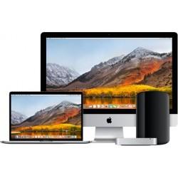 Réparation des ordinateurs portables et fixe Apple
