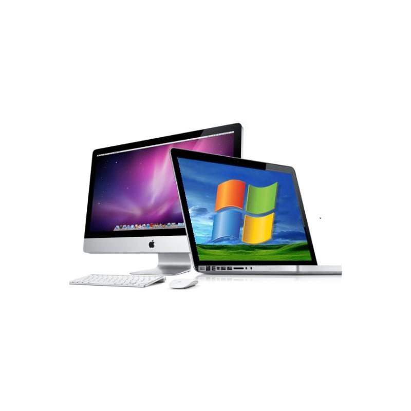 Réparation des ordinateurs PC et Mac